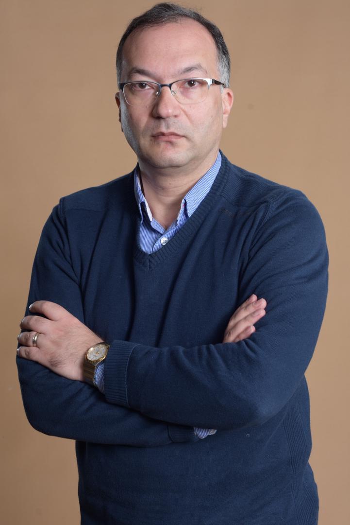 دکتر رضا عرفانیان